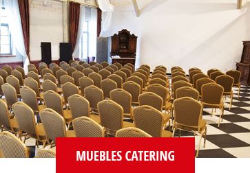 MUEBLES PARA CATERING