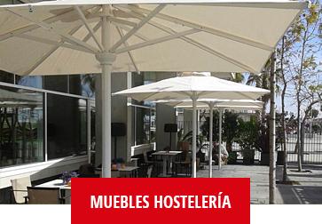 MUEBLES DE HOSTELERÍA